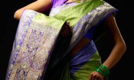 Why most Indian men love to see Indian women wearing a saree?
