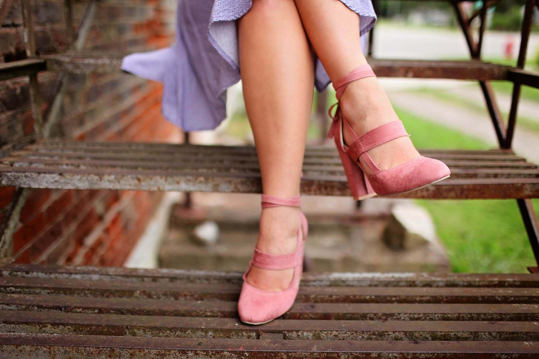 Comfortable High Heels and Where to Find Them