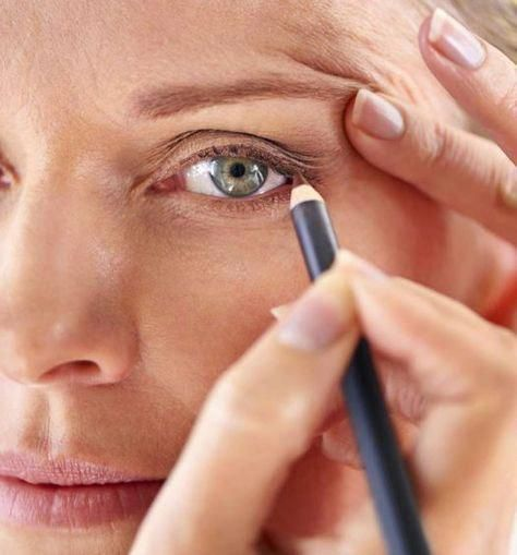 make up tips for older women