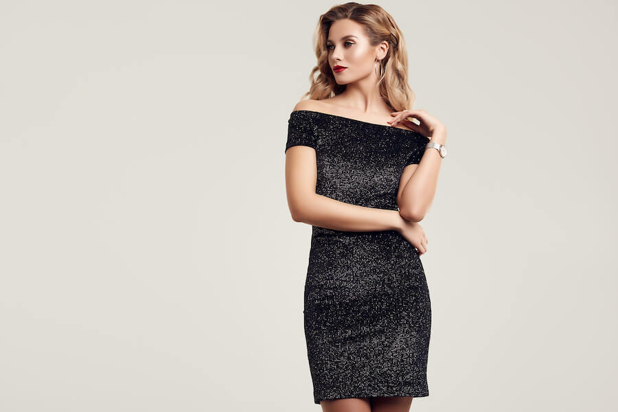 Black Cocktail Dresses: Sleek Style For Formal Occasions